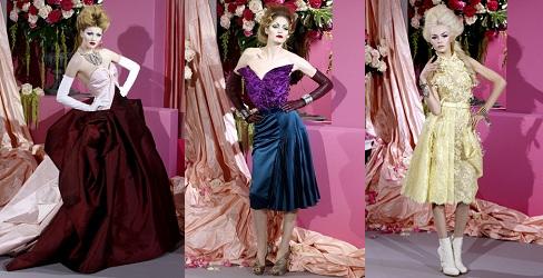 Paris haute couture s s 10 futuristic vs historical for Couture vs haute couture