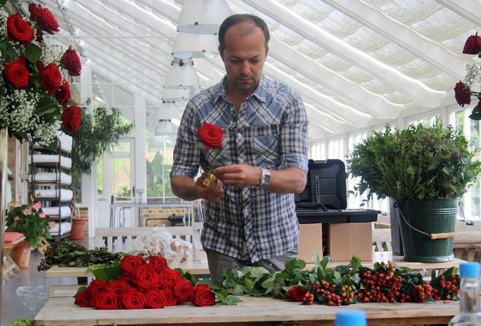 Luis Da Silva florist