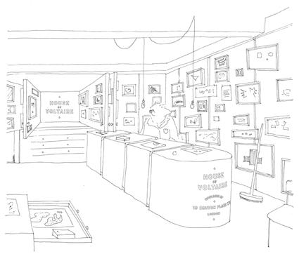 house of voltaire pop up shop. Black Bedroom Furniture Sets. Home Design Ideas