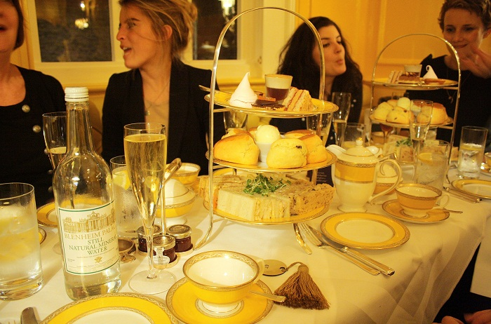 Winter Tea at The Goring