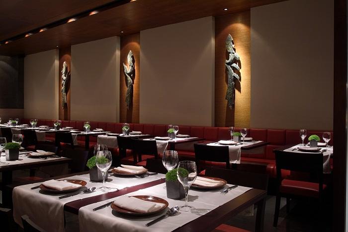 Patara Fine Thai Restaurant Soho London