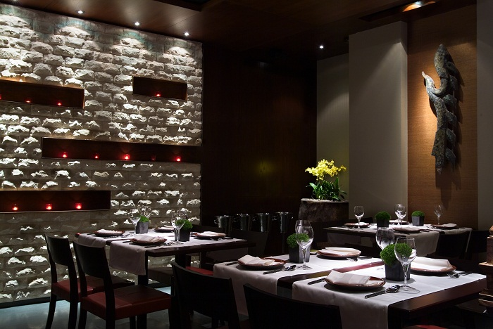 Fine thai cuisine at patara soho for Aroi fine thai japanese cuisine