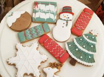 A little preview of whats to come for Christmas biscuiteersltdhellip