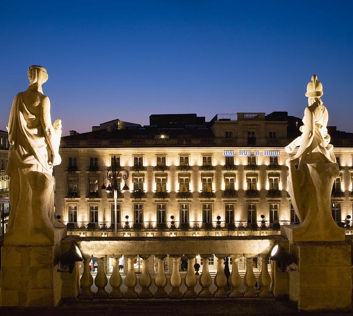 hotels bordeaux: