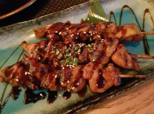 The most delicious Chicken Teriyaki skewers chikitchen I could havehellip