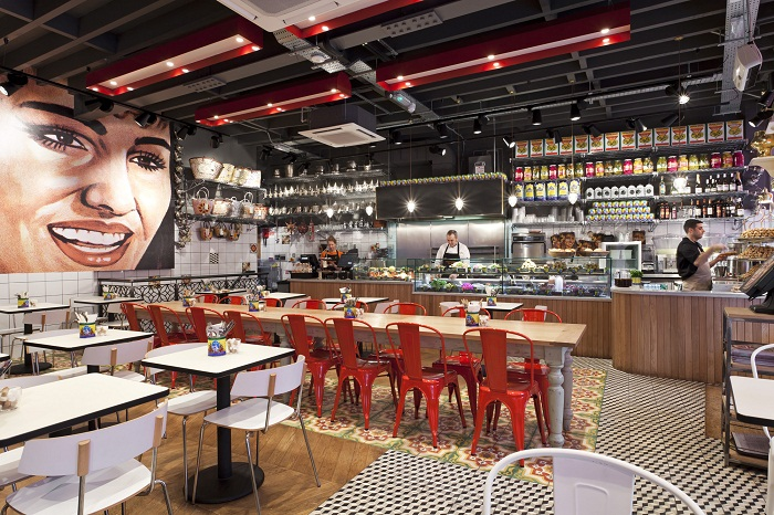 Comptoir libanais south kensington - Comptoir restaurant london ...
