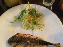 Friday dish day? This is the Mackerel with celeriac andhellip