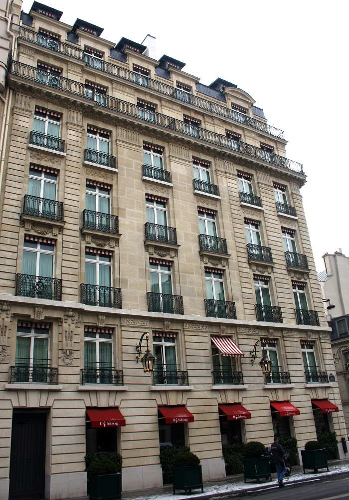 My midnight in paris a stay at le bristol paris - Hotel maryline monroe paris ...