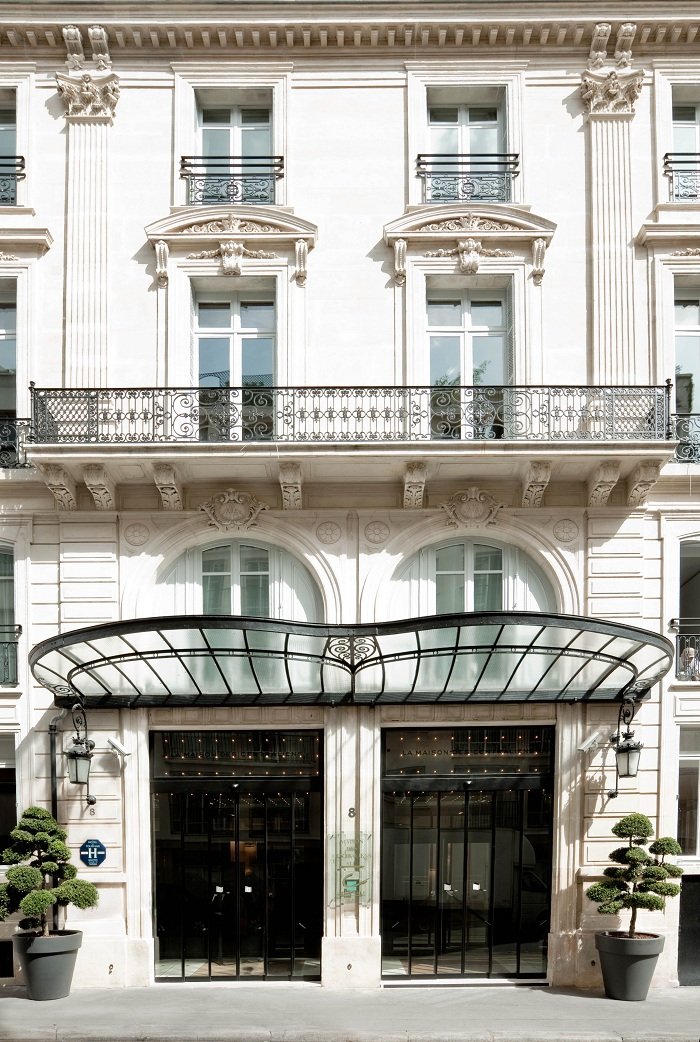 La Maison Champs Élysées by Maison Martin Margiela