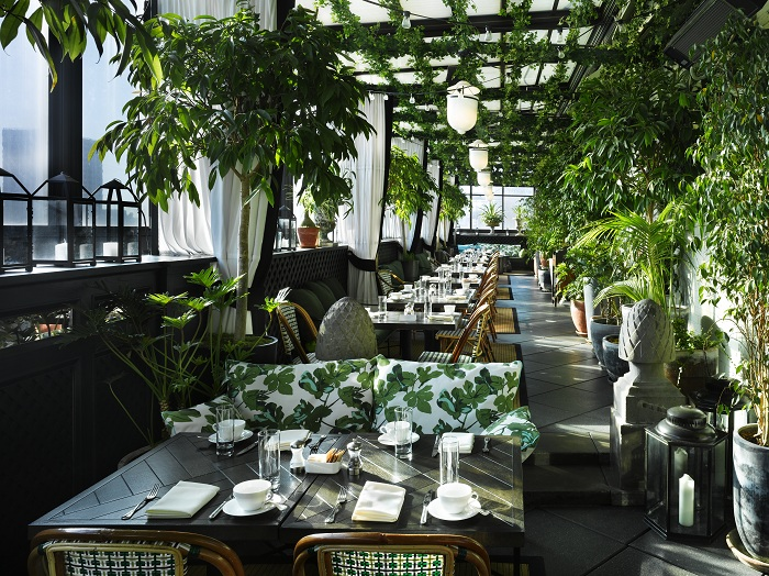 Gramercy park hotel new york for 24 hour salon new york