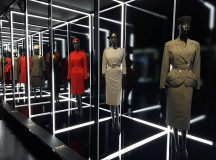 Revolutionary power suits at the Christian Dior exhibition lesartsdecoratifs christiandiorhellip