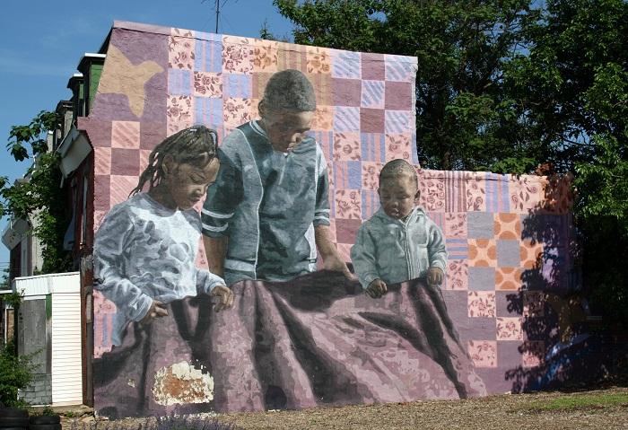 Philadelphia Mural Art Tour