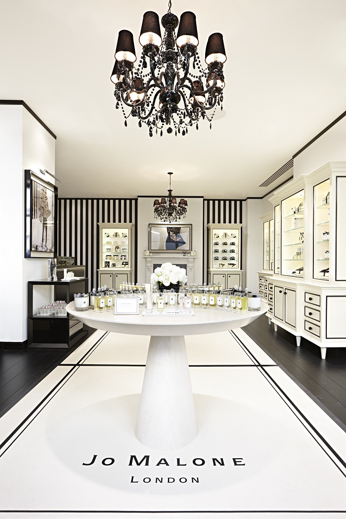 Jo malone covent garden boutique summer colognes Interior design stores london