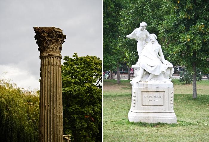 Parc Monceau Paris Cheriecity Co Uk