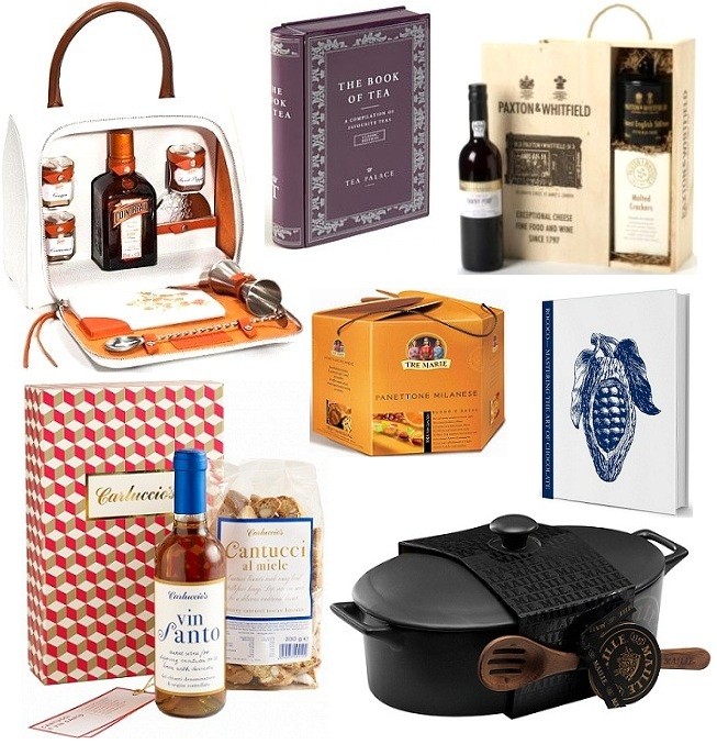 Christmas Gifts For Foodies 2012