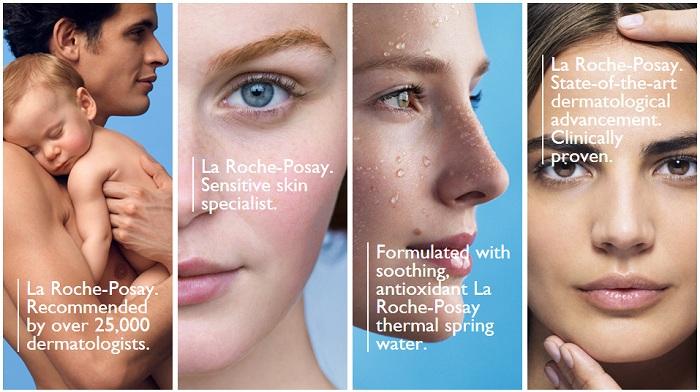 Vichy & La Roche-Posay Skincare