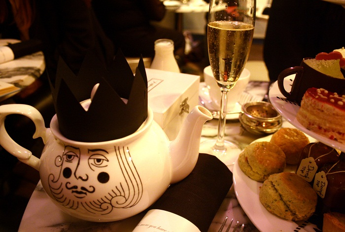 Mad Hatter's Afternoon Tea At Sanderson London