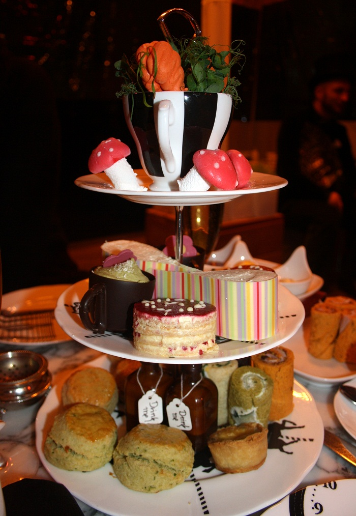 Mad Hatter S Afternoon Tea At Sanderson London