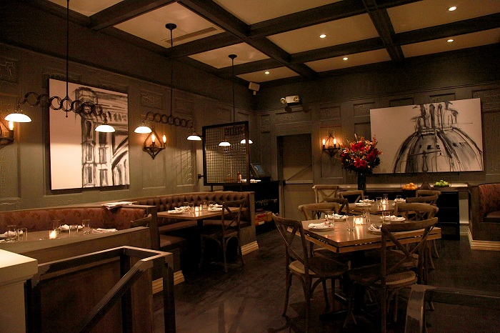 NYC Wish List: Sotto 13