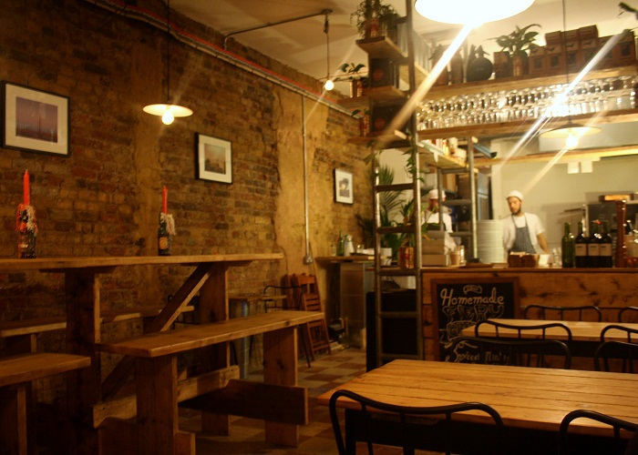 Sodo Pizza Café – Clapton, London