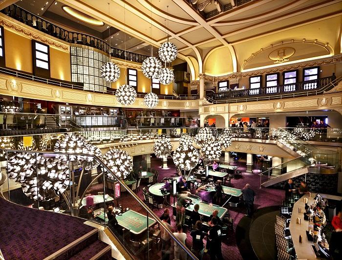 grosvenor casino great yarmouth christmas