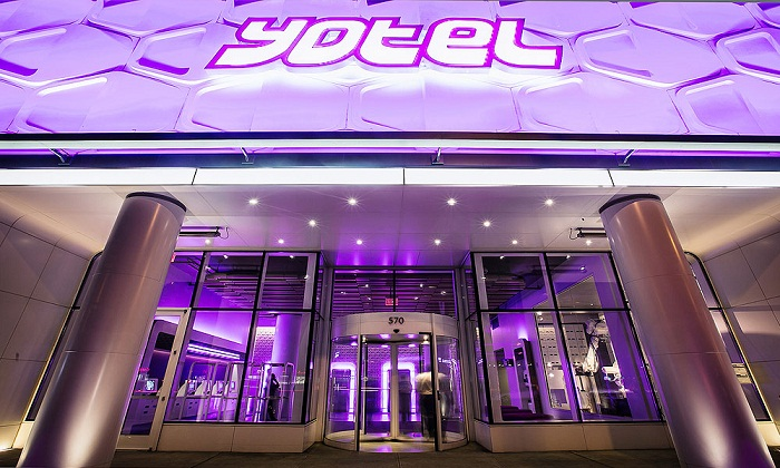 Futuristic Luxury At YOTEL New York – Midtown
