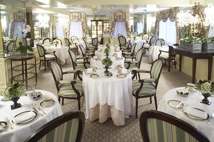 Pembroke Room | The Lowell Hotel