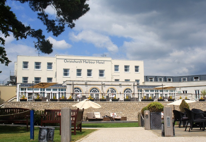 Www Christchurch Harbour Hotel Co Uk
