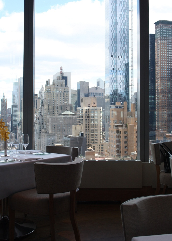 Brunch At Asiate – Mandarin Oriental New York – cheriecity ...