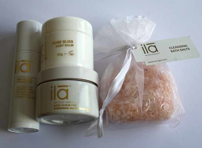 Ila Body Balm Body Balm For Feeding Skin