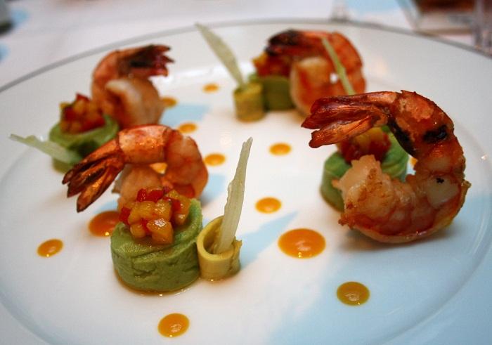 La Bauhinia Shrimp