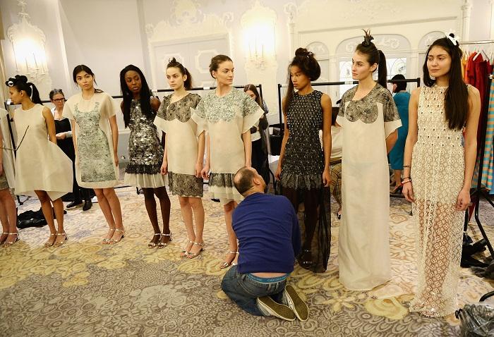 Dress Code At Alain Ducasse Dorchester
