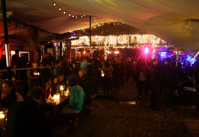 Night Tales Food Market, Dalston