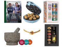 Christmas Gift Guide 2013: Foodies