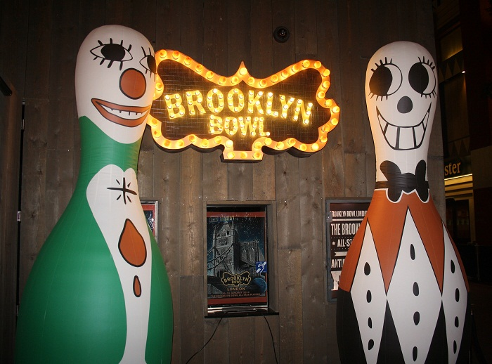 Brooklyn Bowl London
