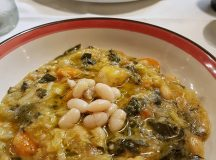 Throwback to the incredible Tuscan Ribollita I ate at Lehellip