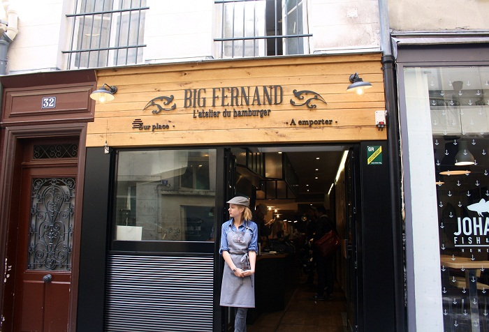 Big Fernand – Montorgueil, Paris