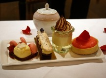 'Le Tea en Rose' at Sofitel London St James