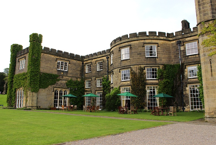A Stay at Swinton Park, Yorkshire