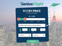 Plan a Price-Focused Trip with GeniusFlight.com