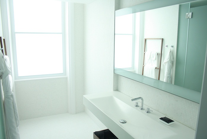 A stylish stay at the london edition hotel Bathroom design jobs london