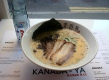 Kanada-Ya Ramen Bar, London
