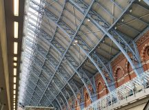 Not only is St Pancras an architectural beauty and thehellip
