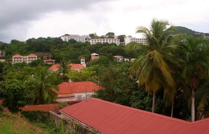 Celebrity Cruises Eastern Caribbean: Charlotte Amalie, St. Thomas