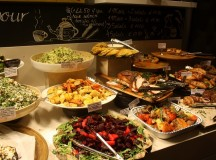 Dinner at L'ETO Caffe Brompton