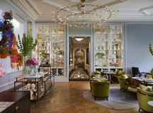Chloé Debuts at Mandarin Oriental Hyde Park, London