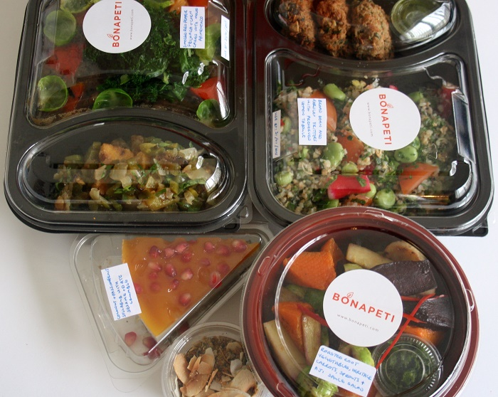 Bonapeti plant based meal delivery cheriecity every day on the website there is a selection of seasonal dishes created by head chef sam pryor and his team who have previously worked at restaurants forumfinder Gallery