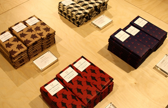 Mast Brothers Chocolate Arrives in Shoreditch, London