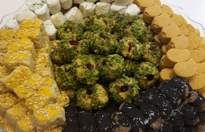Persian New Year at Dindin Kitchen, London