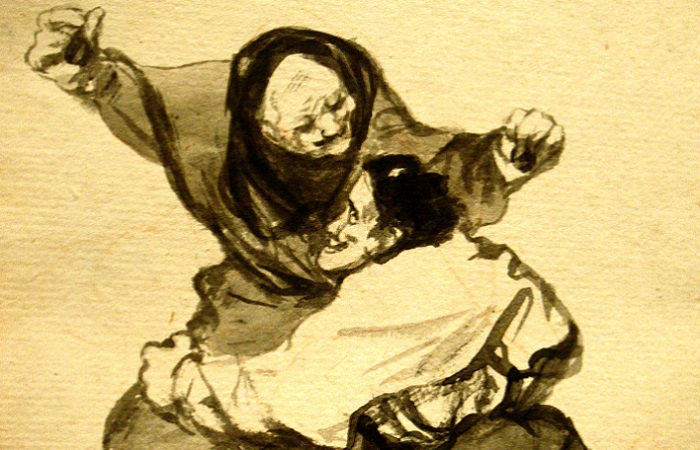 Goya at The Courtauld Gallery, London